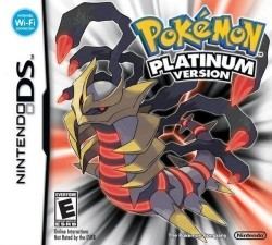 Pokemon Platinum Rom NDS Nintendo DS USA Download