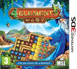4 Elements Nintendo 3DS (3DS), Rom Download (USA)