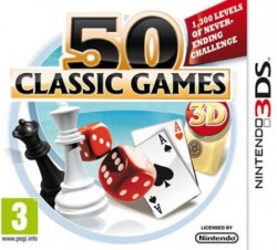 50 Classic Games Nintendo 3DS (3DS), Rom Download (USA)