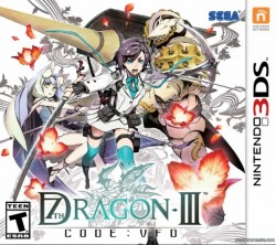 7th Dragon III Code: VFD Nintendo 3DS (3DS), Rom Download (USA)