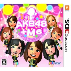 AKB48+Me Nintendo 3DS (3DS), Rom Download (USA)