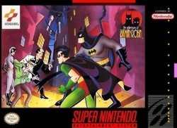Adventures Of Batman & Robin, The Rom, Super Nintendo (SNES) Download (USA)