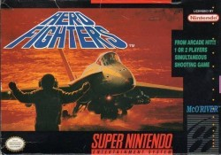 Aero Fighters Rom, Super Nintendo (SNES) Download (USA)
