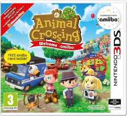 Animal Crossing: New Leaf Nintendo 3DS (3DS), Rom Download (USA)