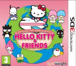Around the World with Hello Kitty and Friends Nintendo 3DS (3DS), Rom Download (USA)