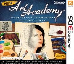 Art Academy: Lessons for Everyone! Nintendo 3DS (3DS), Rom Download (USA)