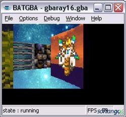 BatGBA - Gameboy Advance Windows Emulator USA Download