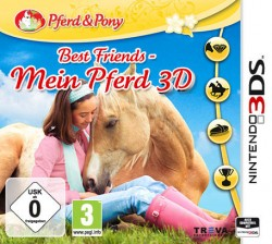 Best Friends My Horse 3D Nintendo 3DS (3DS), Rom Download (USA)