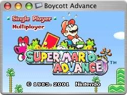 BoycottAdvance - Gameboy Advance Windows Emulator USA Download