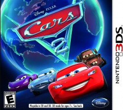 Cars 2 Nintendo 3DS (3DS), Rom Download (USA)