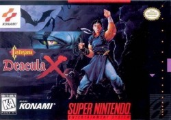 Castlevania - Dracula X Rom, Super Nintendo (SNES) Download (USA)