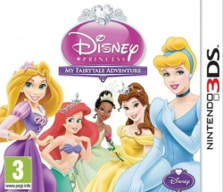 Disney Princess: My Fairytale Adventure Nintendo 3DS (3DS), Rom Download (USA)