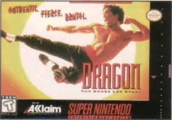 Dragon - The Bruce Lee Story Rom, Super Nintendo (SNES) Download (USA)