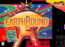 Earthbound Rom, Super Nintendo (SNES) Download (USA)