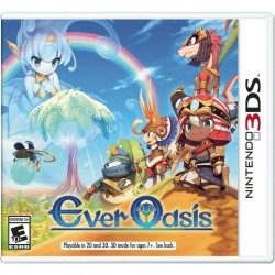 Ever Oasis Nintendo 3DS (3DS), Rom Download (USA)