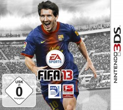 FIFA 13 Nintendo 3DS (3DS), Rom Download (USA)