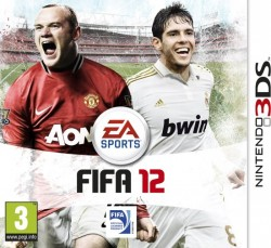 FIFA Soccer 12 Nintendo 3DS (3DS), Rom Download (USA)
