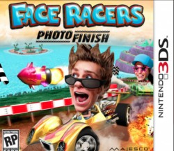 Face Racers: Photo Finish Nintendo 3DS (3DS), Rom Download (USA)