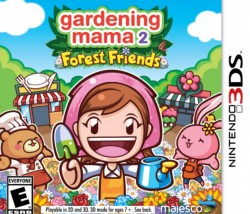 Gardening Mama 2: Forest Friends Nintendo 3DS (3DS), Rom Download (USA)