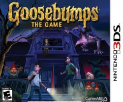 Goosebumps: The Game Nintendo 3DS (3DS), Rom Download (USA)