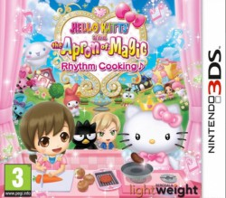 Hello Kitty and the Apron of Magic: Rhythm Cooking Nintendo 3DS (3DS), Rom Download (USA)