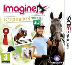 Imagine: Champion Rider 3D Nintendo 3DS (3DS), Rom Download (USA)