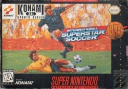 International Superstar Soccer Deluxe Rom, Super Nintendo (SNES) Download (USA)