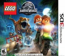 LEGO Jurassic World Nintendo 3DS (3DS), Rom Download (USA)