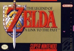 Legend Of Zelda, The Rom, Super Nintendo (SNES) Download (France)