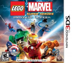 Lego: Marvel Super Heroes: Universe in Peril Nintendo 3DS (3DS), Rom Download (USA)