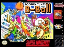 Looney Tunes B-Ball Rom, Super Nintendo (SNES) Download (USA)
