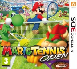 Mario Tennis Open Nintendo 3DS (3DS), Rom Download (USA)