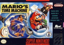 Mario's Time Machine Rom, Super Nintendo (SNES) Download (USA)