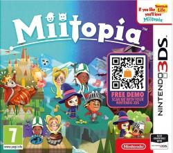 Miitopia Nintendo 3DS (3DS), Rom Download (USA)