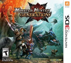 Monster Hunter Generations Nintendo 3DS (3DS), Rom Download (USA)