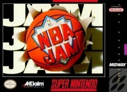 NBA Jam (V1.1) Rom, Super Nintendo (SNES) Download (USA)