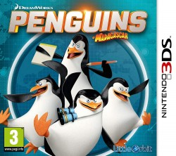 Penguins of Madagascar Nintendo 3DS (3DS), Rom Download (USA)