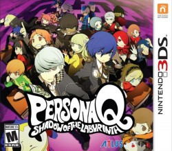 Persona Q: Shadow of the Labyrinth Nintendo 3DS (3DS), Rom Download (USA)