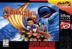 Pinocchio Rom, Super Nintendo (SNES) Download (USA)