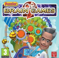 Puzzler Brain Games Nintendo 3DS (3DS), Rom Download (USA)