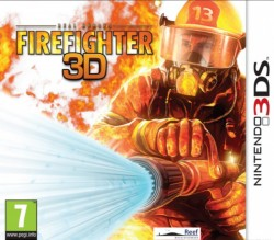 Real Heroes Firefighter 3D Nintendo 3DS (3DS), Rom Download (USA)