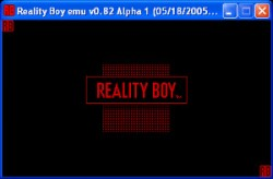 Reality Boy - Virtual Boy Windows Emulator USA Download