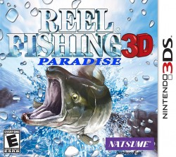 Reel Fishing 3D Paradise Nintendo 3DS (3DS), Rom Download (USA)