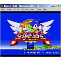 Regen - Sega Master System Windows Emulator USA Download