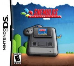 SNEmulDS - Super Nintendo Emulator USA Download