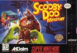 Scooby-Doo Rom, Super Nintendo (SNES) Download (USA)