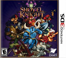 Shovel Knight Nintendo 3DS (3DS), Rom Download (USA)