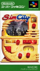 Sim City Rom, Super Nintendo (SNES) Download (USA)