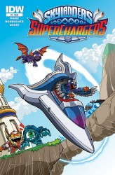 Skylanders: Superchargers Racing Nintendo 3DS (3DS), Rom Download (USA)