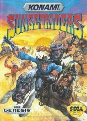 Sunset Riders Rom, Super Nintendo (SNES) Download (USA)